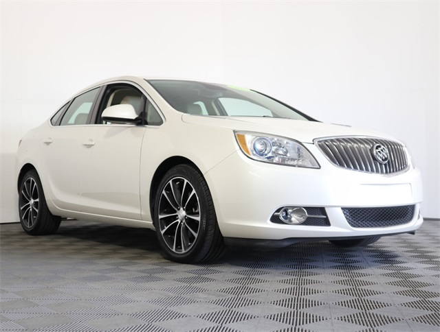 Certified Pre-Owned 2016 Buick Verano Sport Touring Group