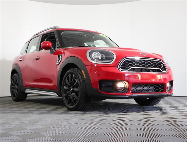Pre-Owned 2019 MINI Cooper S Countryman Signature