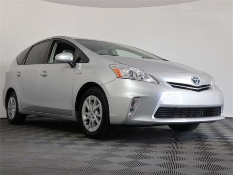 Pre-Owned 2013 Toyota Prius v Two